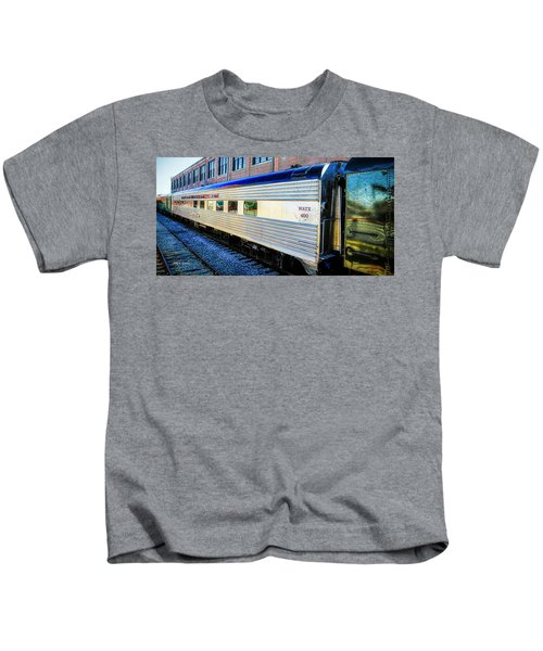 Moultrie Dining Car Kids T-Shirt