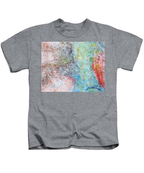 Abstract 201108 Kids T-Shirt