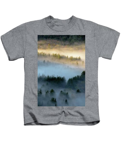 Adirondack Fog Kids T-Shirt