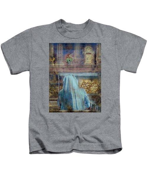 Adoration Chapel 3 Kids T-Shirt