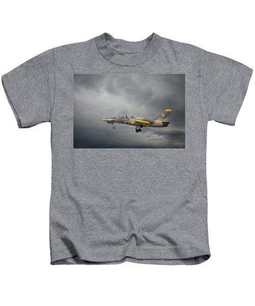 Aero L-39 Albatros Kids T-Shirt