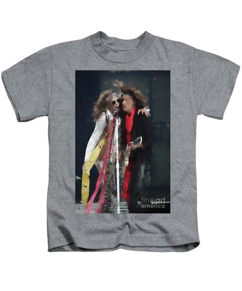 Tyler And Perry Oil Painting Enlargements Kids T-Shirt