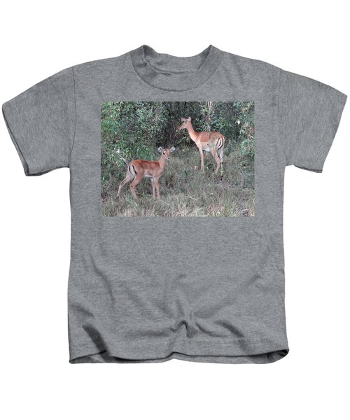 Africa - Animals In The Wild 2 Kids T-Shirt