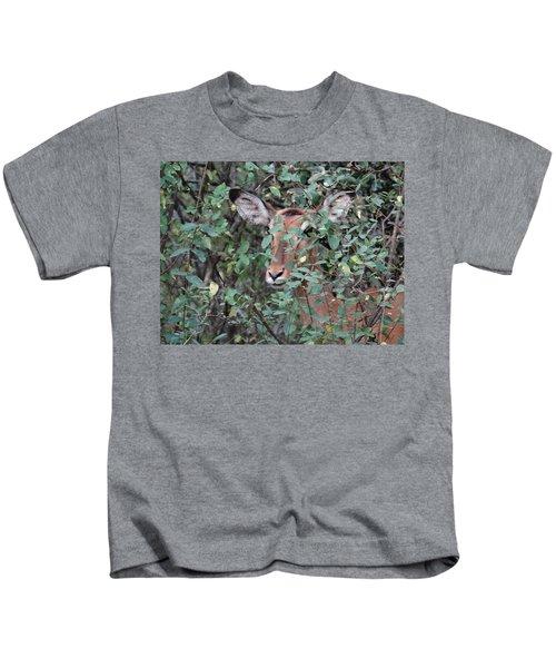 Africa - Animals In The Wild 4 Kids T-Shirt