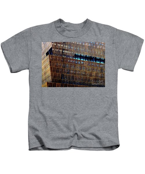 African American History And Culture 3 Kids T-Shirt by Randall Weidner