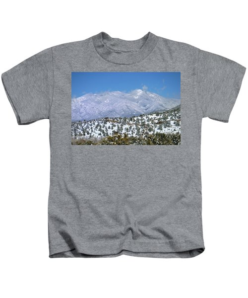 After The Blizzard Kids T-Shirt