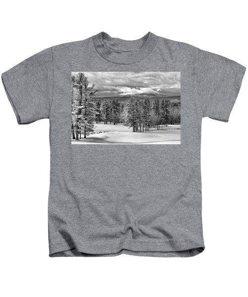 After The Snow  Kids T-Shirt