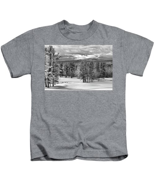 After The Snow  Kids T-Shirt