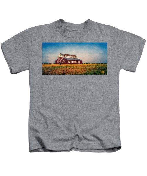 Aggie Barn 2015 Kids T-Shirt
