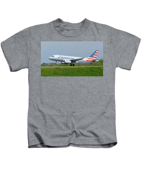 Airbus A319 Kids T-Shirt