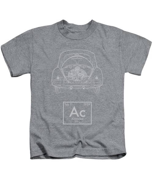 Aircooled Element - Beetle Kids T-Shirt