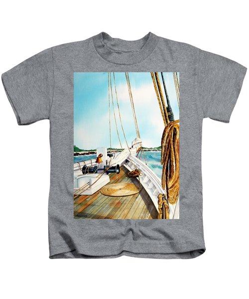 A.j. Meerwald-coming Home Kids T-Shirt
