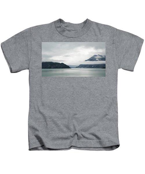Alaska Waters Kids T-Shirt
