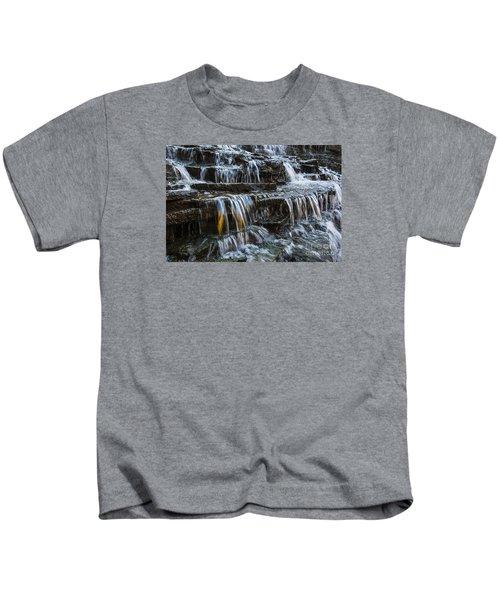 Albion Falls Kids T-Shirt