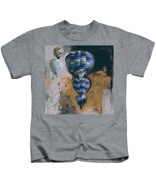 Albuquerque International Balloon Fiesta 4 255 3 Kids T-Shirt