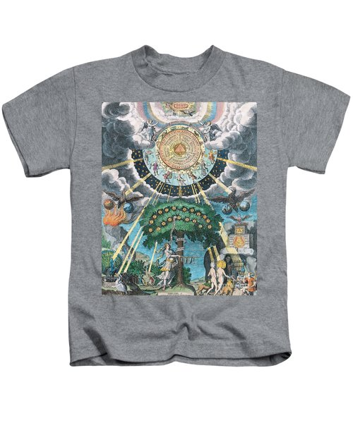 Alchemy Coagulation Kids T-Shirt