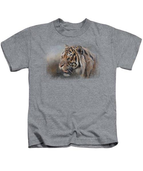 Alert Bengal Kids T-Shirt