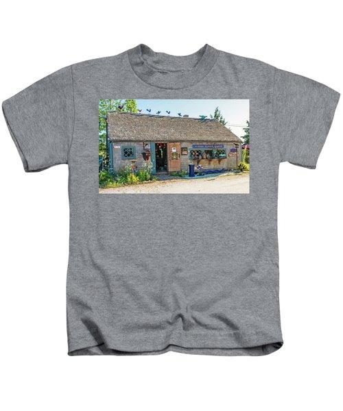 Alfie Glover's Bird Barn Kids T-Shirt
