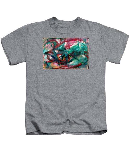 Aliens Kids T-Shirt