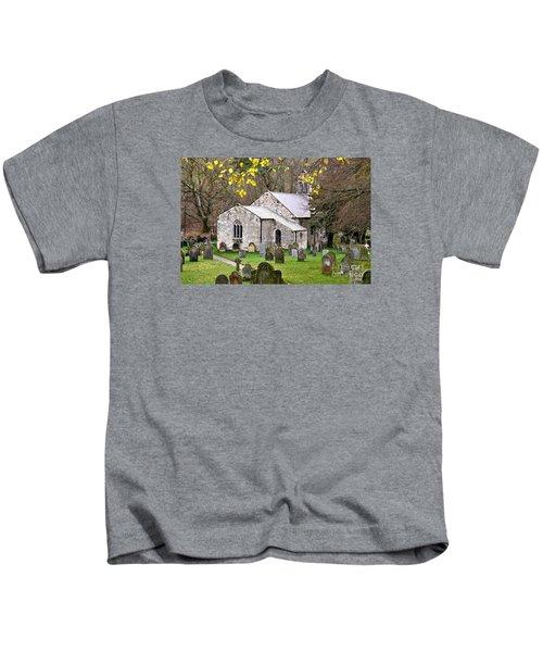 All Saints Church Hawnby Yorkshire Uk Kids T-Shirt