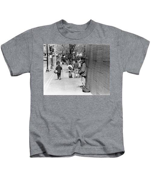 Not Alone  Kids T-Shirt