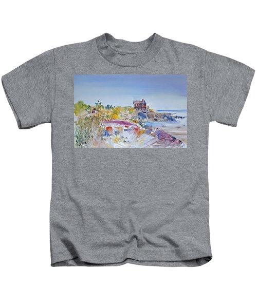Along The Coast Kids T-Shirt