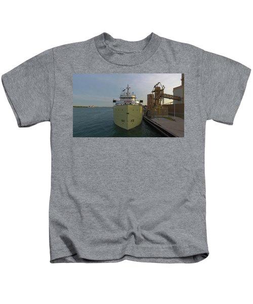 Alpena In Detroit Kids T-Shirt