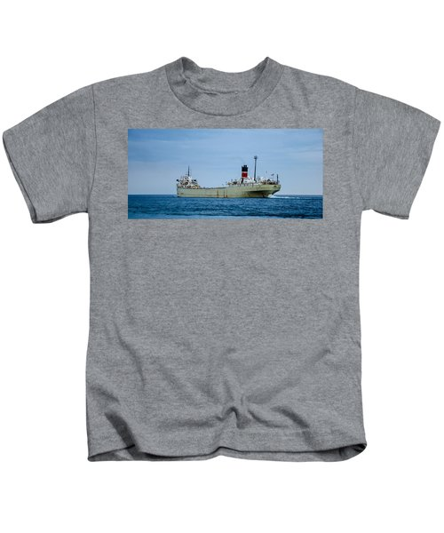 Alpena On Lake Huron Kids T-Shirt