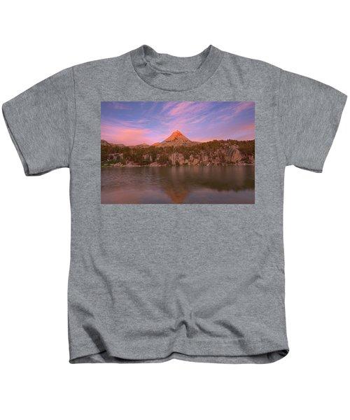 Alpine Glow Kids T-Shirt