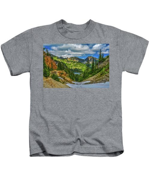 Alpine Solitude Kids T-Shirt