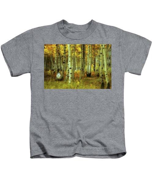 Alvarado Autumn 1 Kids T-Shirt