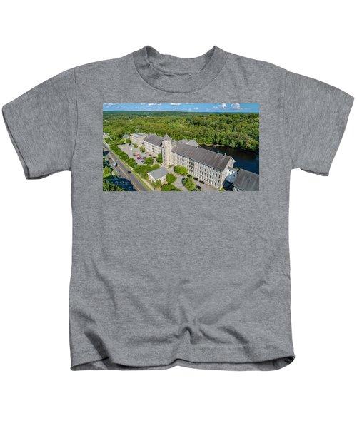 American Thread Mill #2 Kids T-Shirt