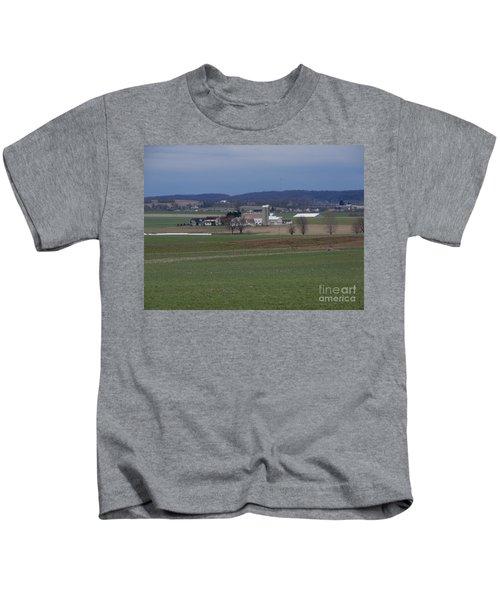 Amish Homestead 125 Kids T-Shirt