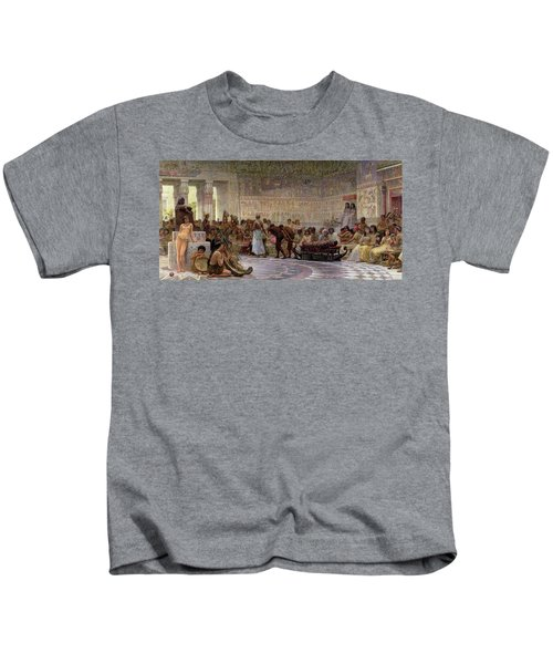 An Egyptian Feast Kids T-Shirt