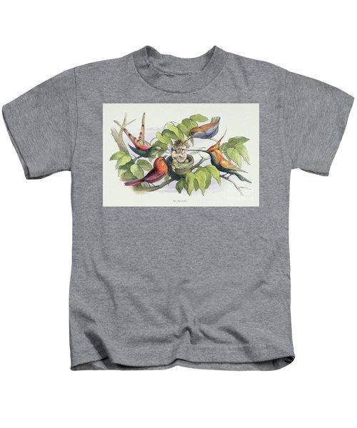 An Intruder Kids T-Shirt