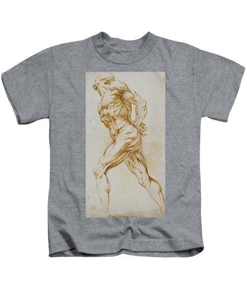 Anatomical Study Kids T-Shirt