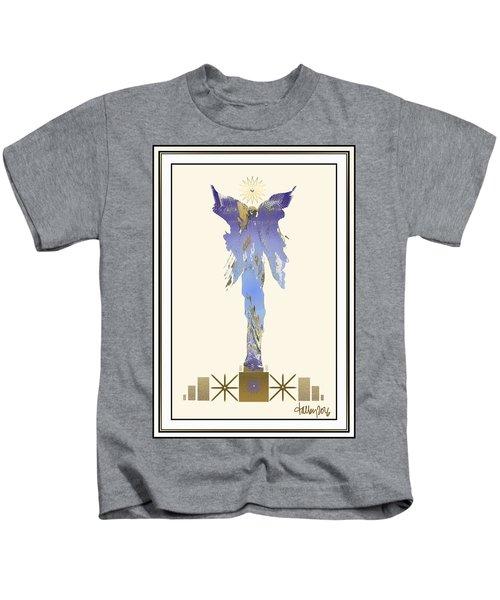 Angel Of Mercy Kids T-Shirt