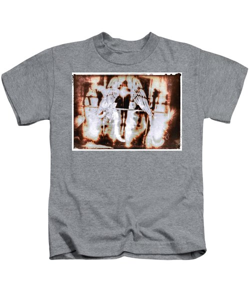 Angels In The Mirror Kids T-Shirt