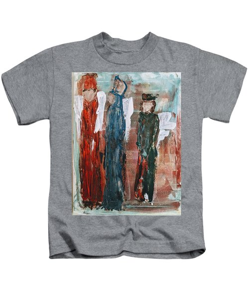 Angels Of The Night Kids T-Shirt