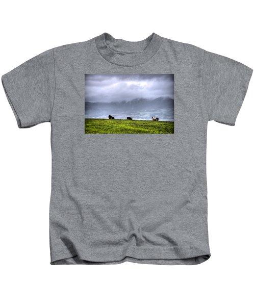 Animals Livestock-03 Kids T-Shirt