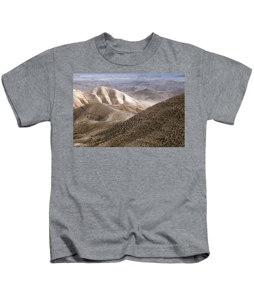 Another View From Masada Kids T-Shirt
