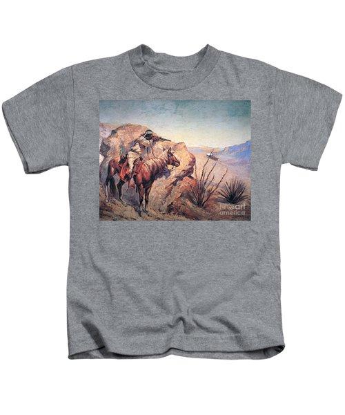 Apache Ambush Kids T-Shirt