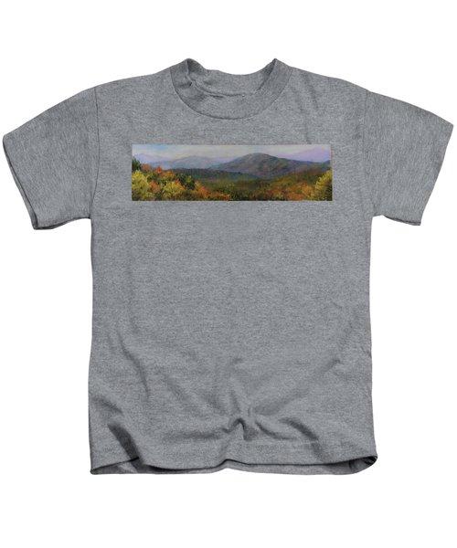 Appalachian Fall Kids T-Shirt