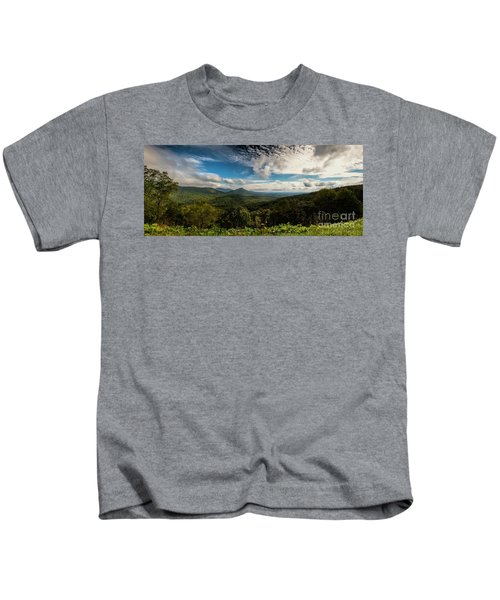 Appalachian Foothills Kids T-Shirt