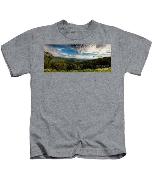 Appalachian Foothills Kids T-Shirt