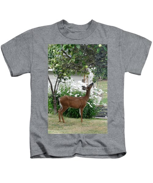 Apple Thief Kids T-Shirt