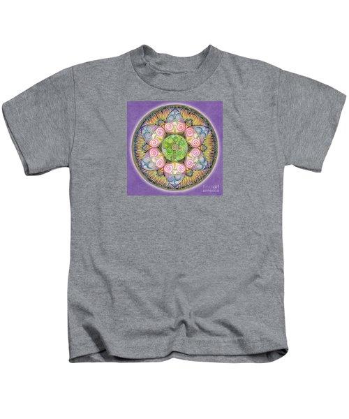 Appreciation Mandala Kids T-Shirt