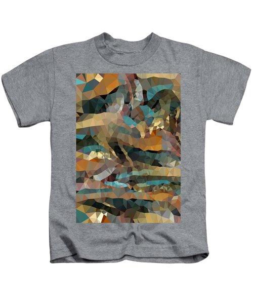 Arizona Triangles Kids T-Shirt