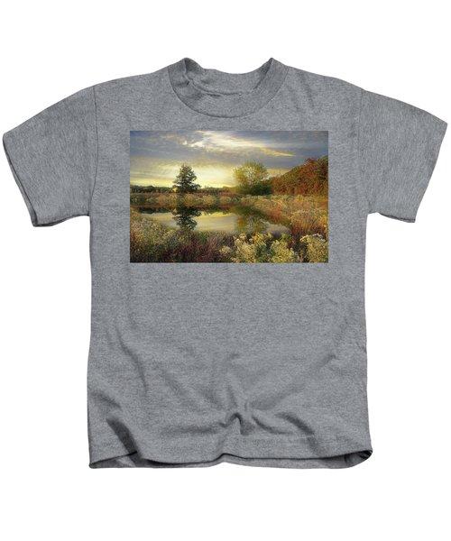Arrival Of Dawn Kids T-Shirt