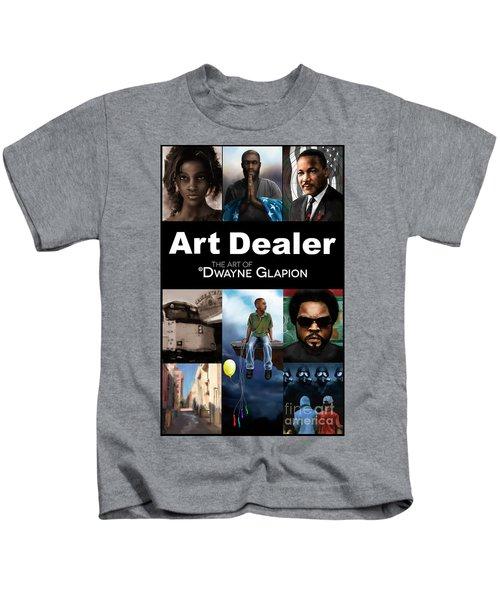 Art Dealer Promo 1 Kids T-Shirt